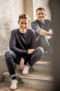Cleymans & Van Geel in Liefde voor Muziek Live
