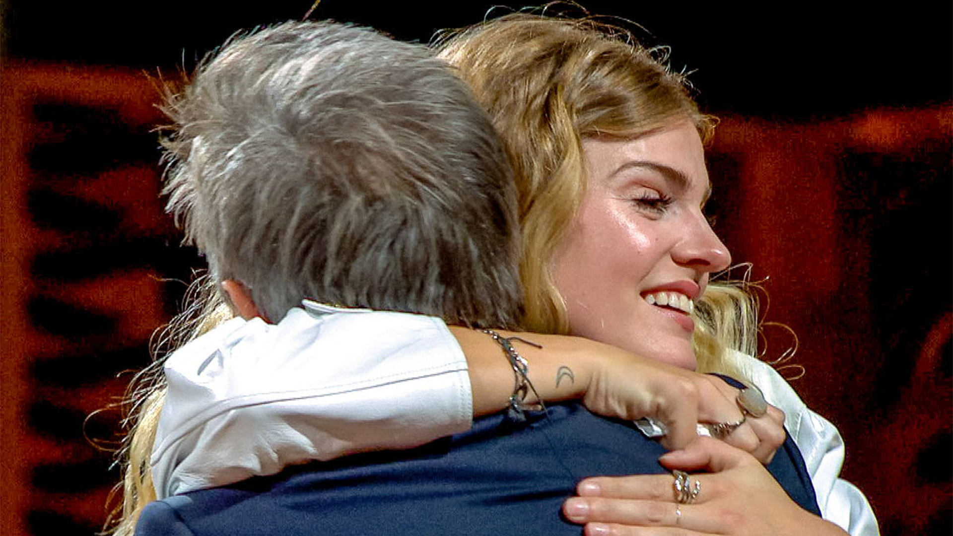 Emma Bale en Willy Sommers